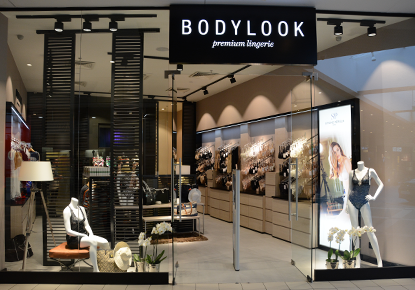 POZNAŃ: Salon BODYLOOK - Centrum Handlowe King Cross Marcelin