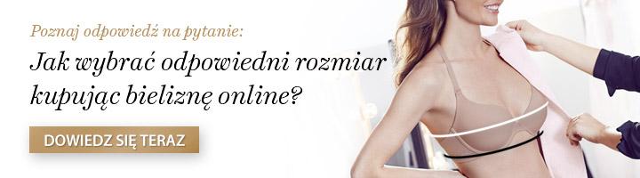5fb02f85c65213 Poznaj odpowiedź na pytanie jak dobrze wybrać rozmiar kupując bieliznę  online? Dowiedz się więcej. Jak dopasować biustonosz?