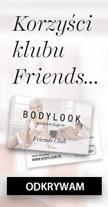 Karta BODYLOOK Friends Club