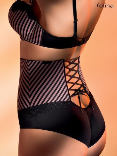 Wysokie figi/torselette Felina Conturelle Fashion 81753