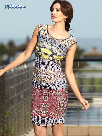 Sukienka plażowa Sunflair City&Beach 23176
