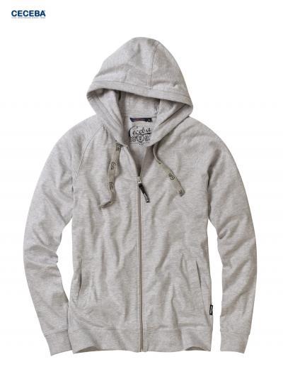 Bluza dresowa męska Ceceba Klima Aktiv Repose 30259