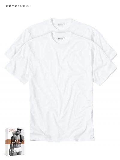 Koszulka męska Gotzburg 741274 2PACK