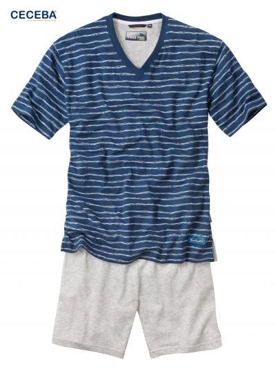 Piżama męska Ceceba Klima Aktiv Freefall 30568