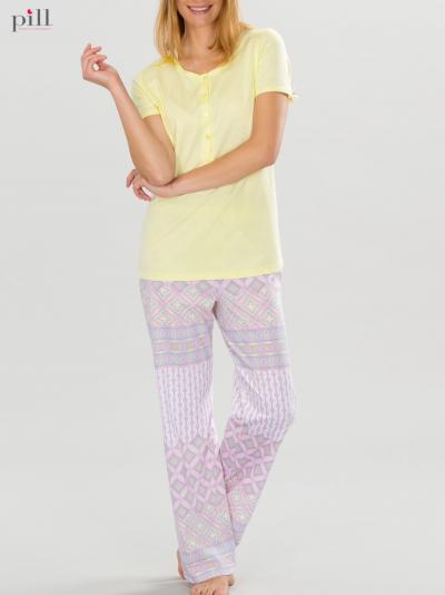 Piżama damska Pill 16023