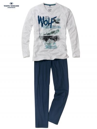 Piżama męska Tom Tailor Sea Wolf 70863