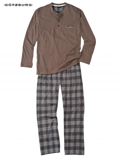 Piżama męska Gotzburg Landlord 451552