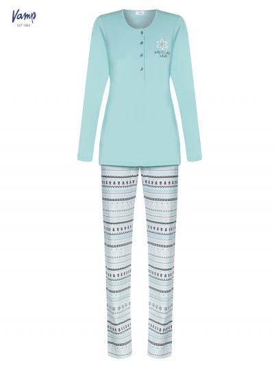 Piżama damska Vamp 2931