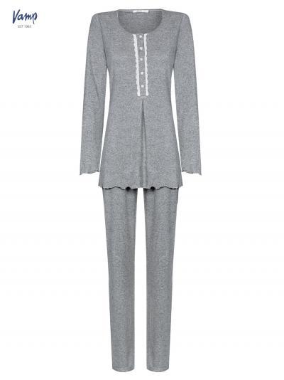 Piżama damska Vamp 2750