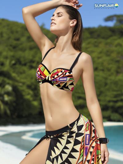 Kostium kąpielowy Sunflair Sun Graphics 21186