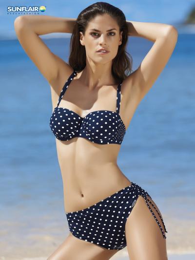 Kostium kąpielowy Sunflair Sexy Dots 21296