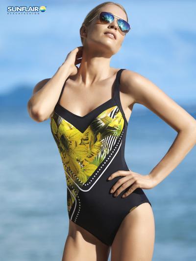 Kostium kąpielowy Sunflair BEAUTYFORM Banana Forest 22348