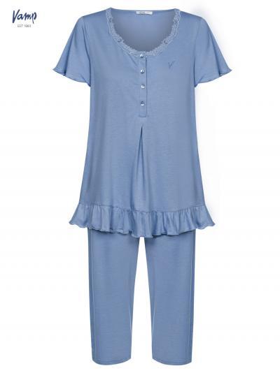 Piżama damska Vamp 3115