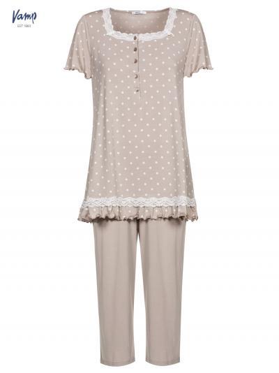 Piżama damska Vamp 3140