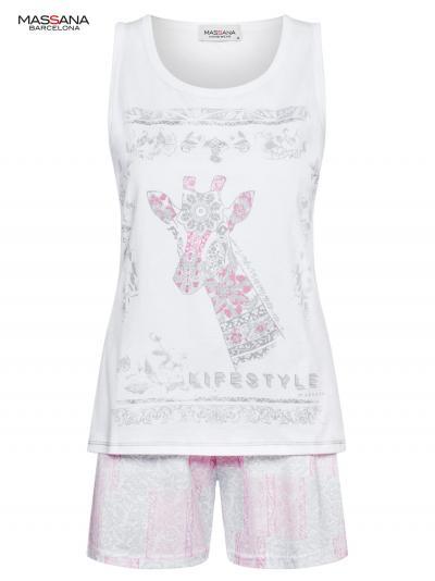 Piżama damska Massana 171218