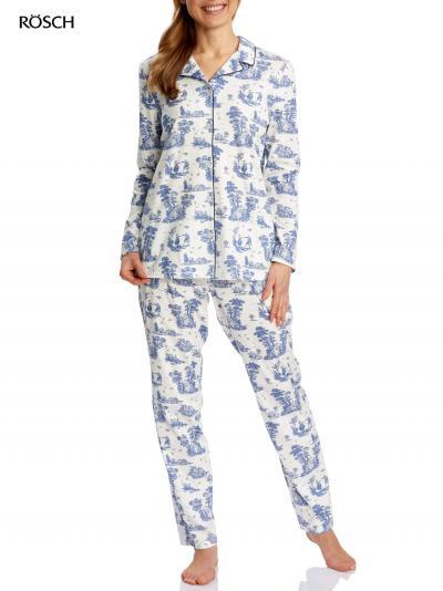 Piżama damska Rosch 1173547