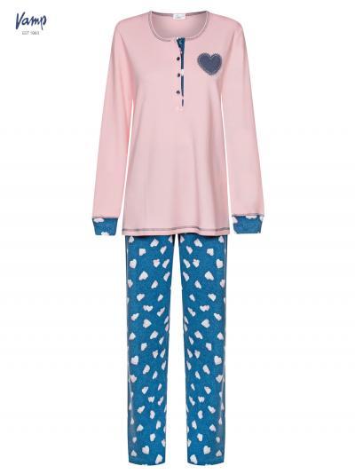 Piżama damska Vamp 4979