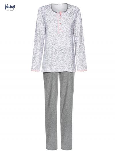 Piżama damska Vamp 4990