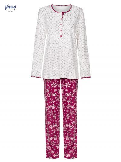 Piżama damska Vamp 4998