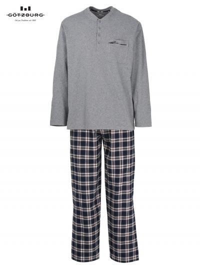 Piżama męska Gotzburg 451676