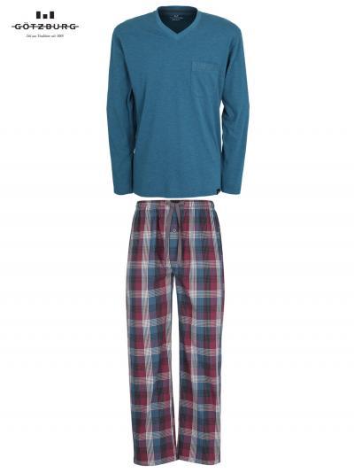 Piżama męska Gotzburg 550178