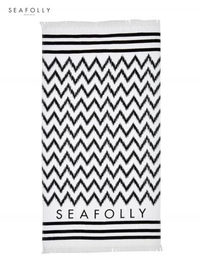 Ręcznik plażowy Seafolly Ikat Signature 71339-TL