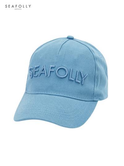 Czapka z daszkiem Seafolly Canvas Cap 71295-HT