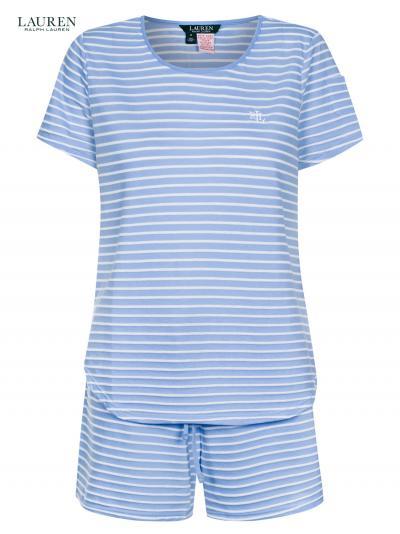 Piżama damska Lauren Ralph Lauren ILN11545