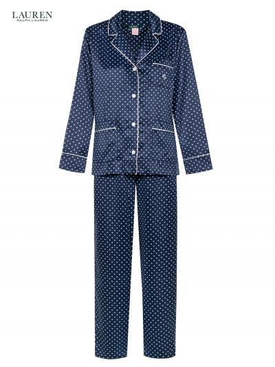 Piżama damska Lauren Ralph Lauren ILN91522