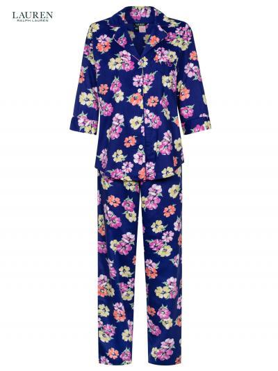 Piżama damska Lauren Ralph Lauren ILN91526