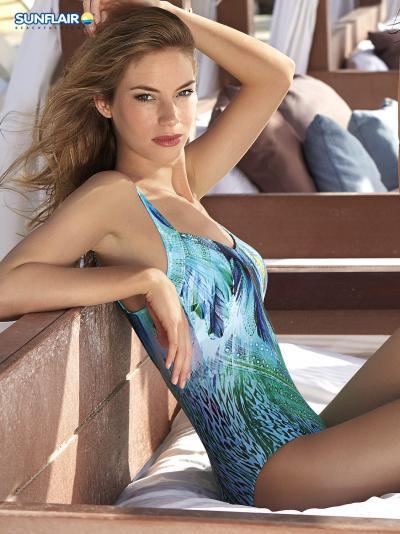 Kostium kąpielowy Sunflair Laguna Animals 22477