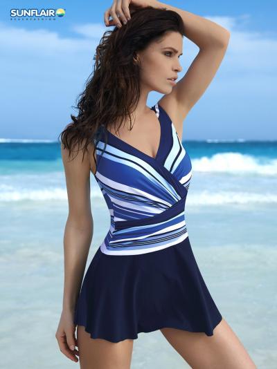 Kostium kąpielowy Sunflair New Blue 22379