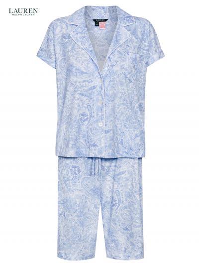 Piżama damska Lauren Ralph Lauren ILN71571