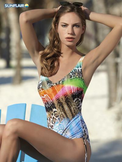 Kostium kąpielowy Sunflair Wild Colors 22395