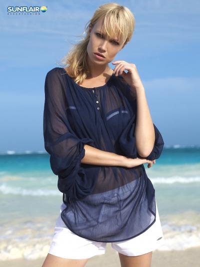 Koszulka plażowa Sunflair New Blue 23832