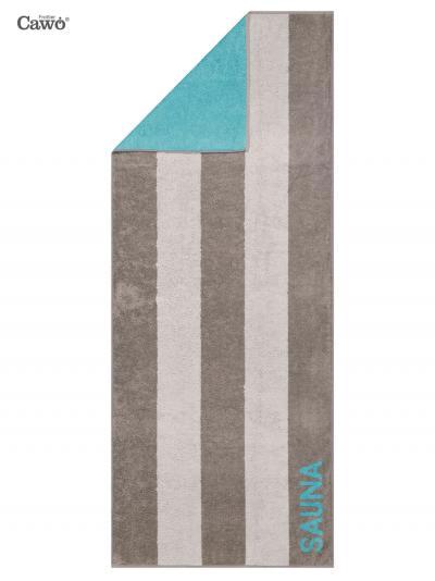 Ręcznik plażowy Cawo Frottier Sauna 599