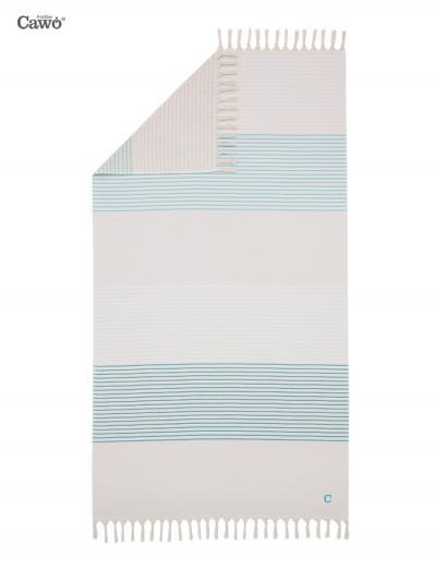 Ręcznik plażowy Cawo Frottier Hamam 5501