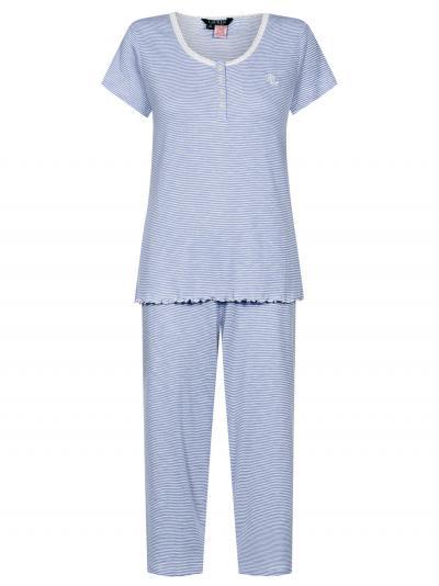 Piżama damska Lauren Ralph Lauren ILN91582