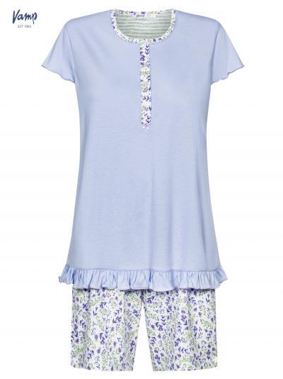 Piżama damska Vamp 6721