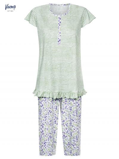 Piżama damska Vamp 6724