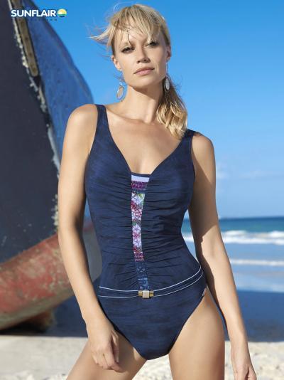 Kostium kąpielowy Sunflair Spider Silk 72205