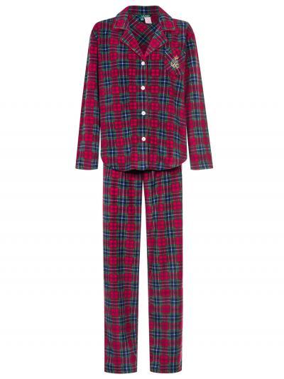 Piżama damska Lauren Ralph Lauren 91665