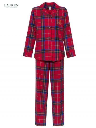 Piżama damska Lauren Ralph Lauren 91640