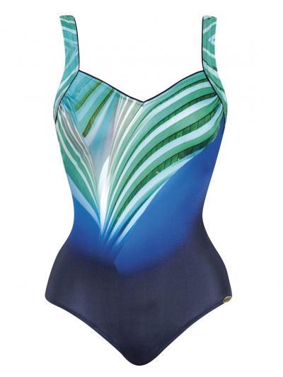 Kostium kąpielowy Sunflair BEAUTYFORM Blue Charm 22068