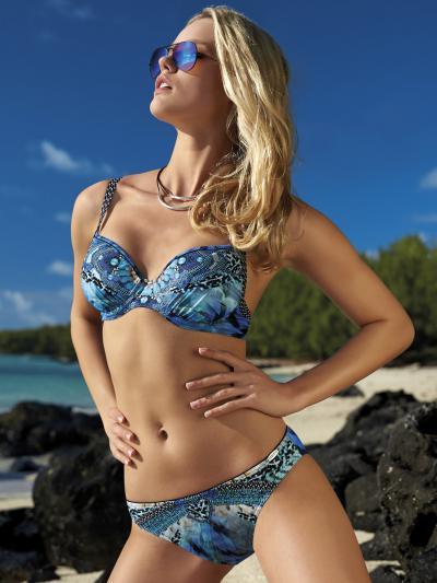 Kostium kąpielowy Sunflair Blue Charm 21075