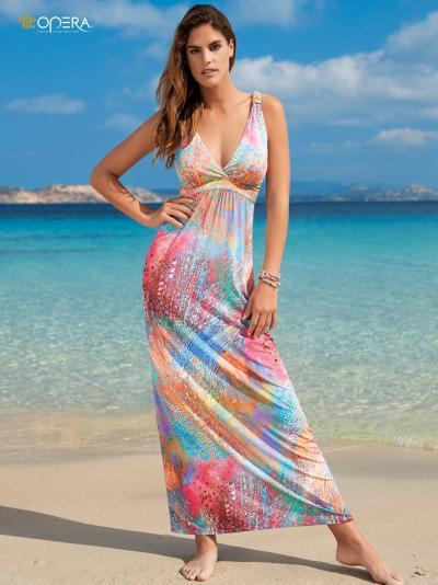 Sukienka plażowa Opera Sweet Laguna 63300