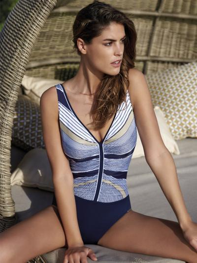Kostium kąpielowy Sunflair Lady in Blue 22229