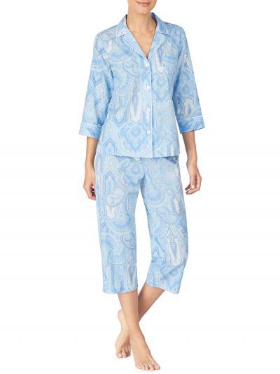 Piżama damska Lauren Ralph Lauren 91680