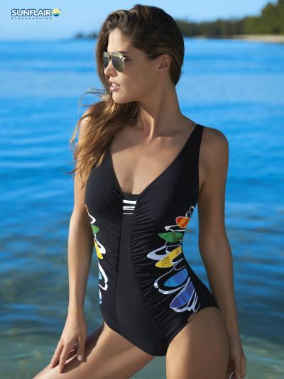 Kostium kąpielowy Sunflair BEAUTYFORM Fruity Fantasy 22189