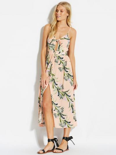 Sukienka plażowa Seafolly Las Palmas 53420-DR